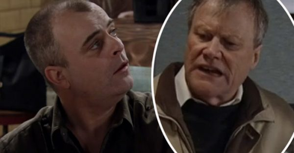 Coronation Street fans distracted by Roy and Steve's hair