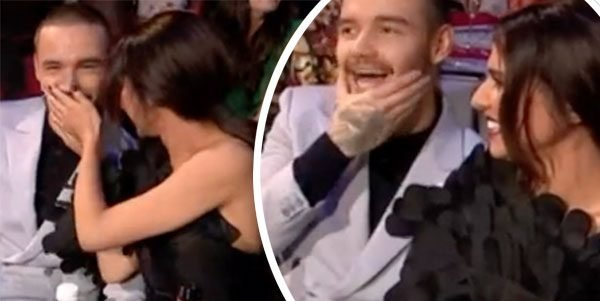 The BRITS: Cheryl makes X-RATED confession about Liam Payne