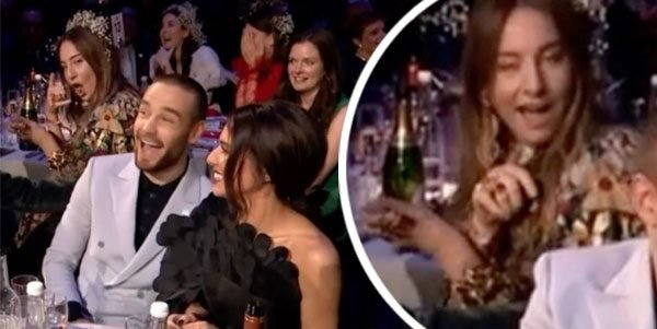 The BRIT Awards: Cheryl and Liam Payne UPSTAGED by Haim