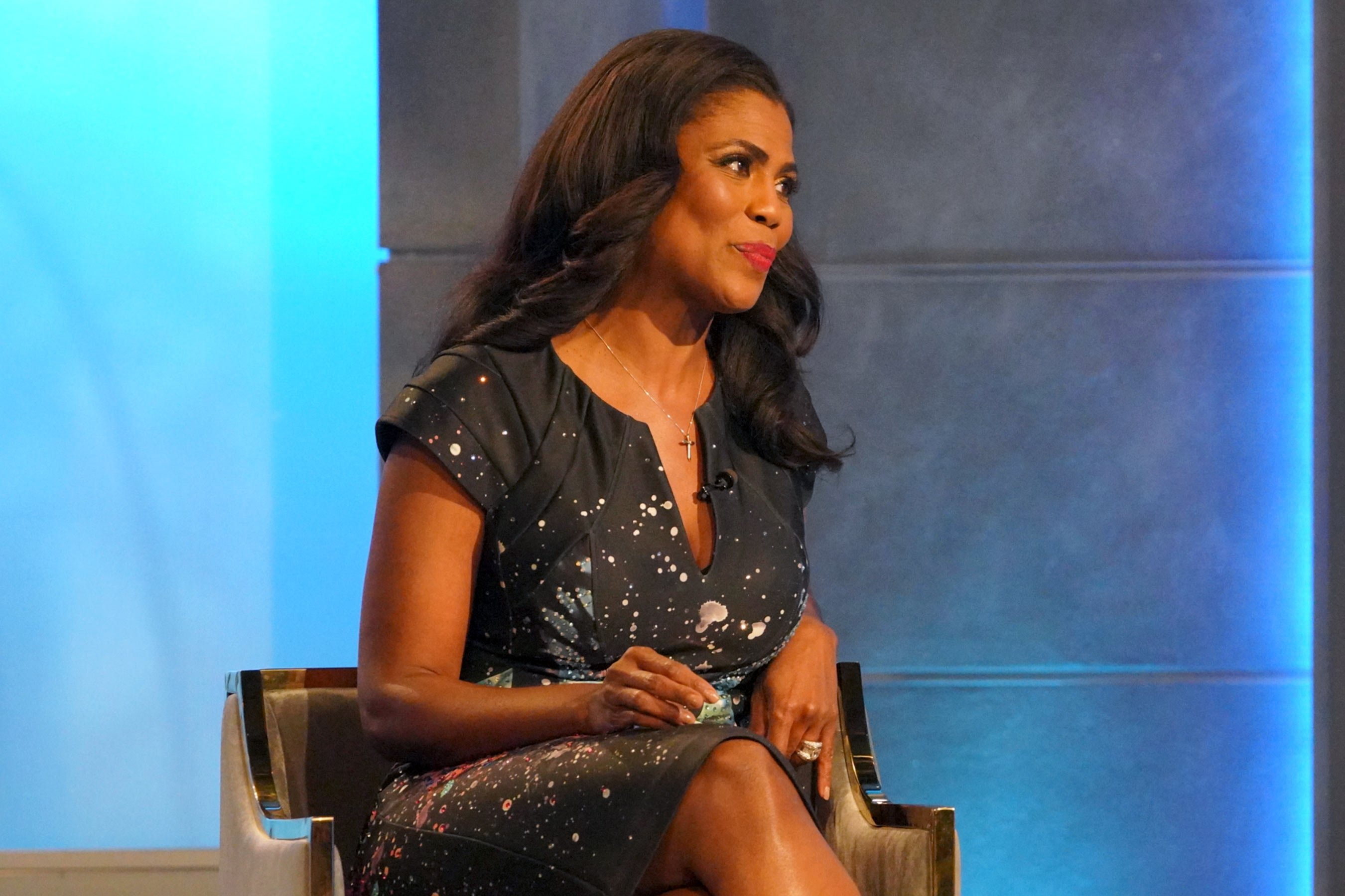 Celebrity Big Brother: Omarosa compares White House to a plantation
