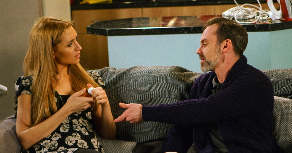 Corrie's Eva Price and Eileen Phelan make disturbing discovery about Billy