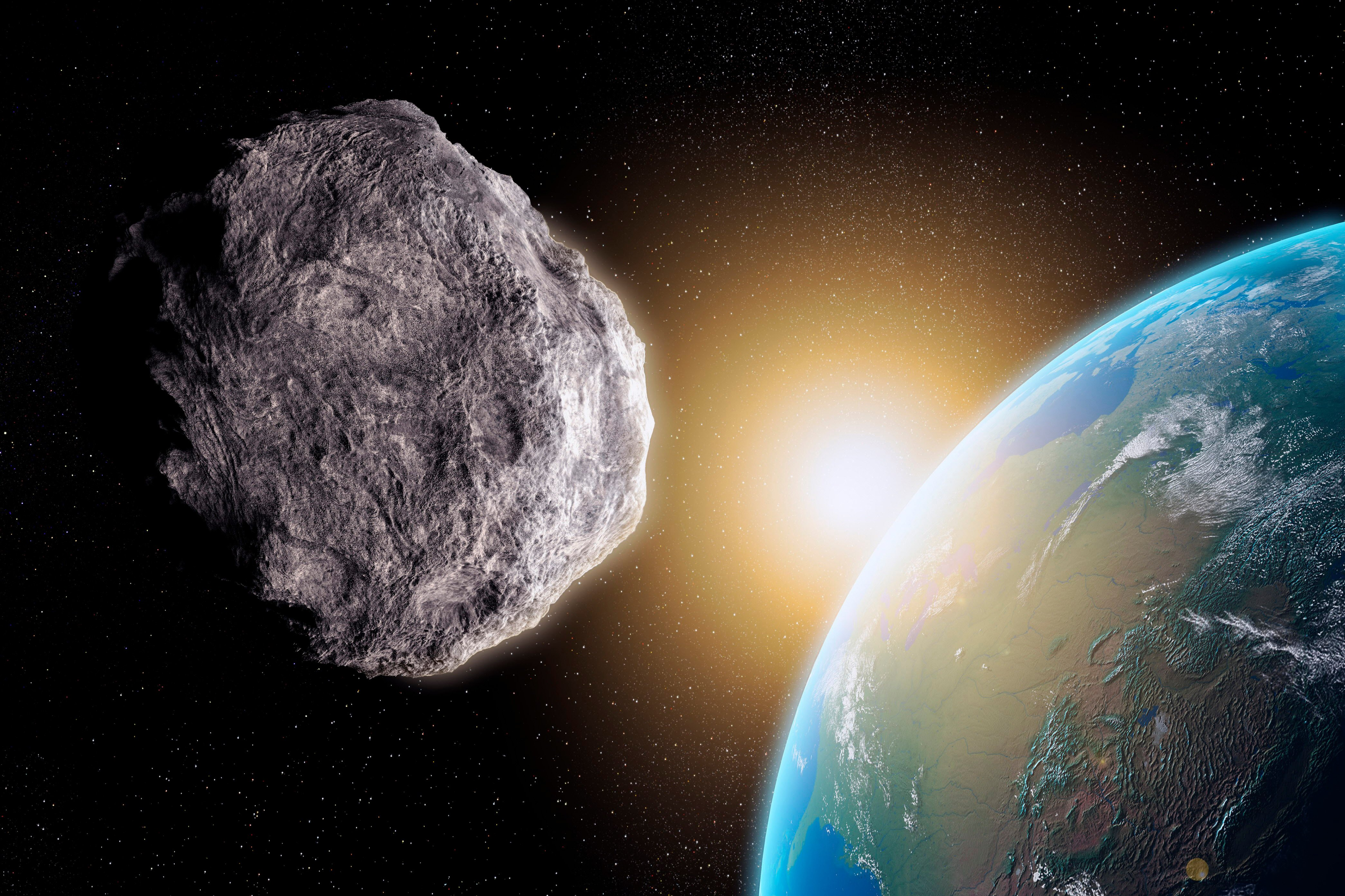 Mining for asteroids will be the next gold rush