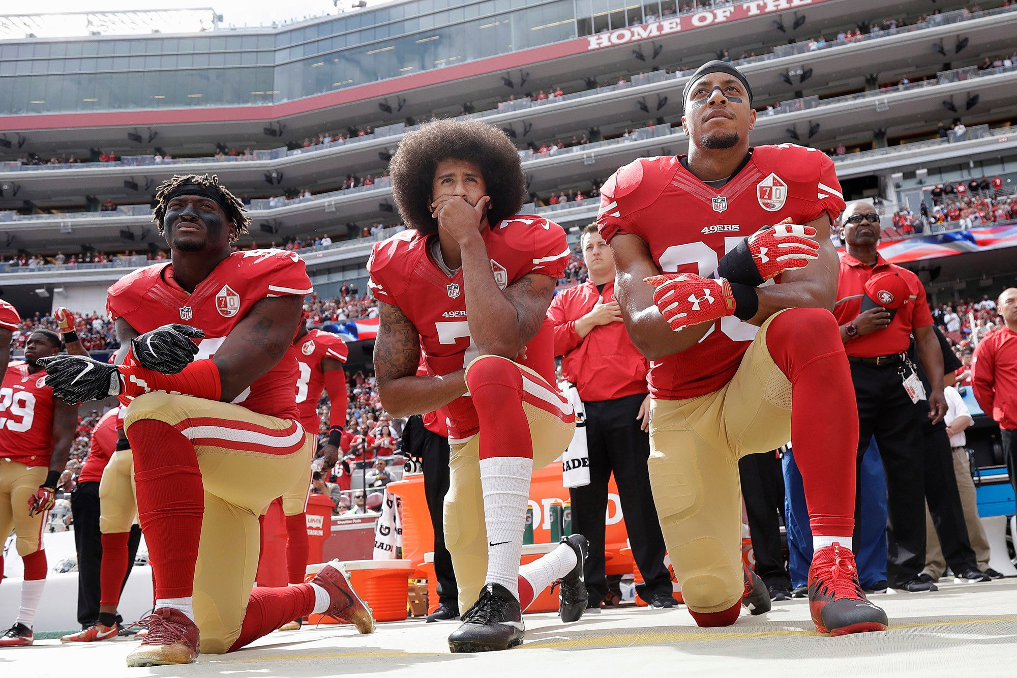 How sports can start an entire social movement