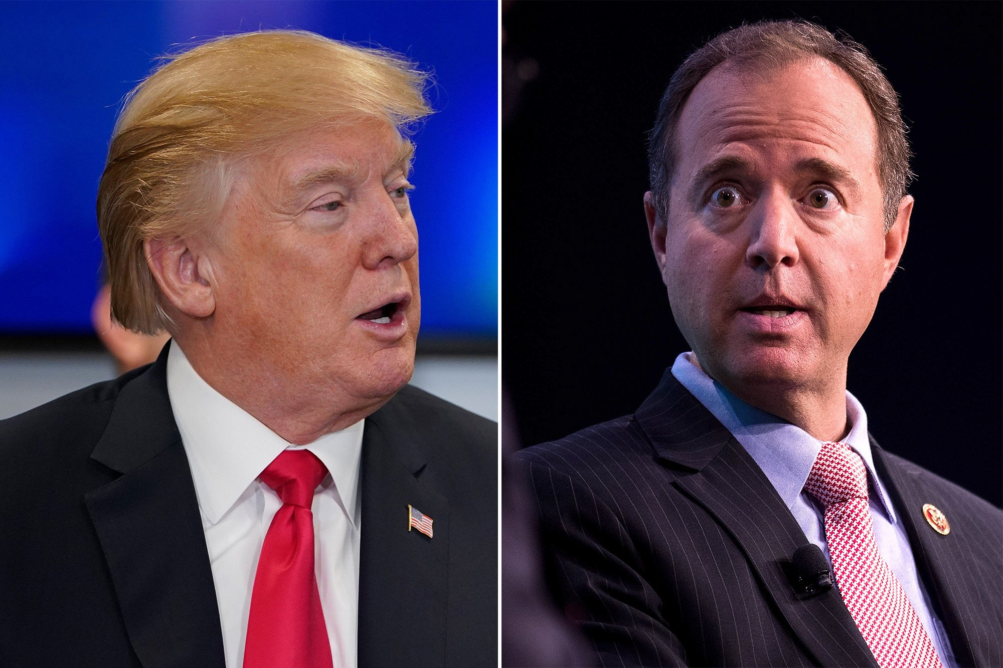 Trump slams Schiff as 'one of the biggest liars and leakers in Washington'