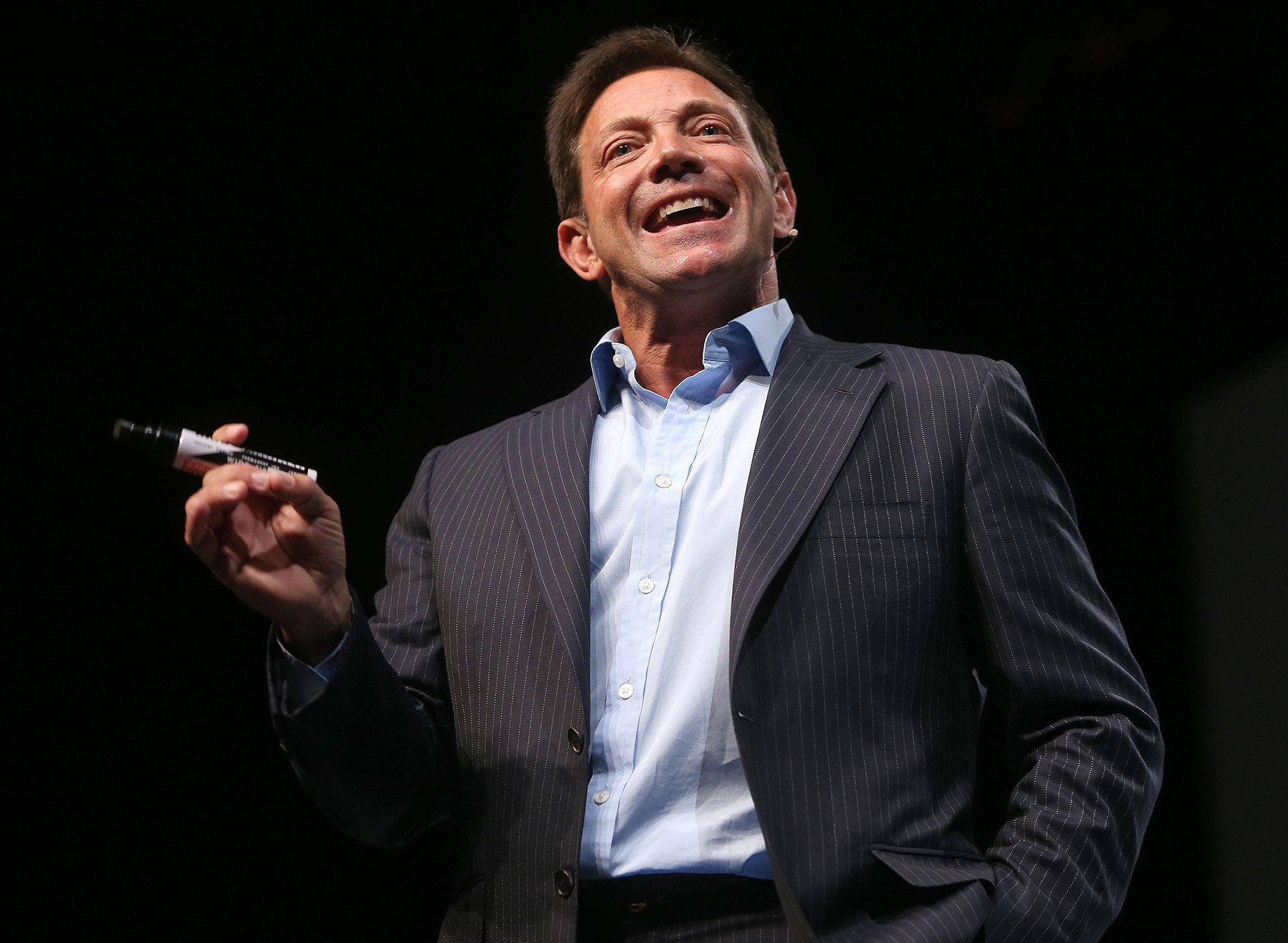 Jordan Belfort: Federal watchdogs gave bitcoin a boost