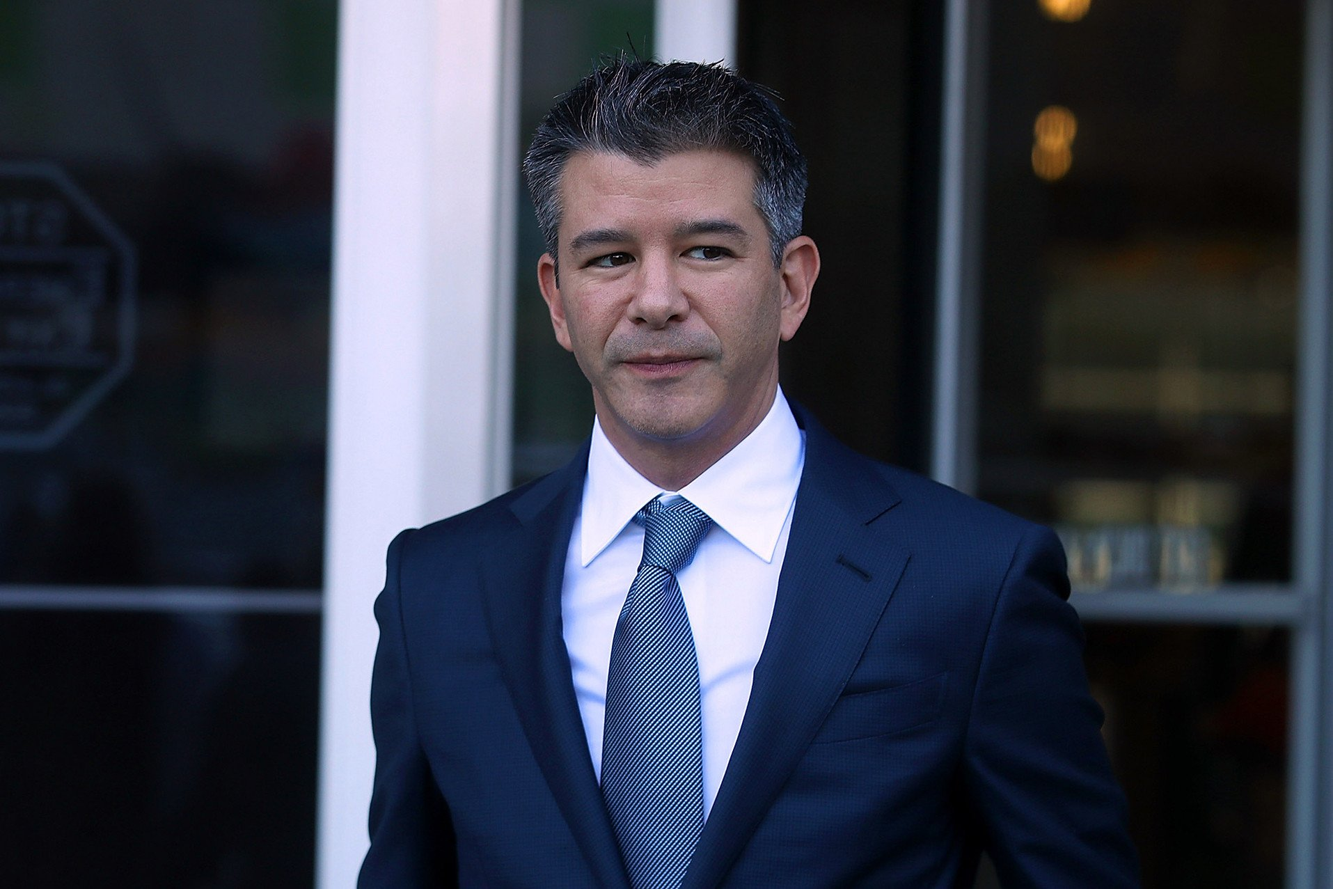 Kalanick: Uber didn't try to steal Waymo self-driving car secrets