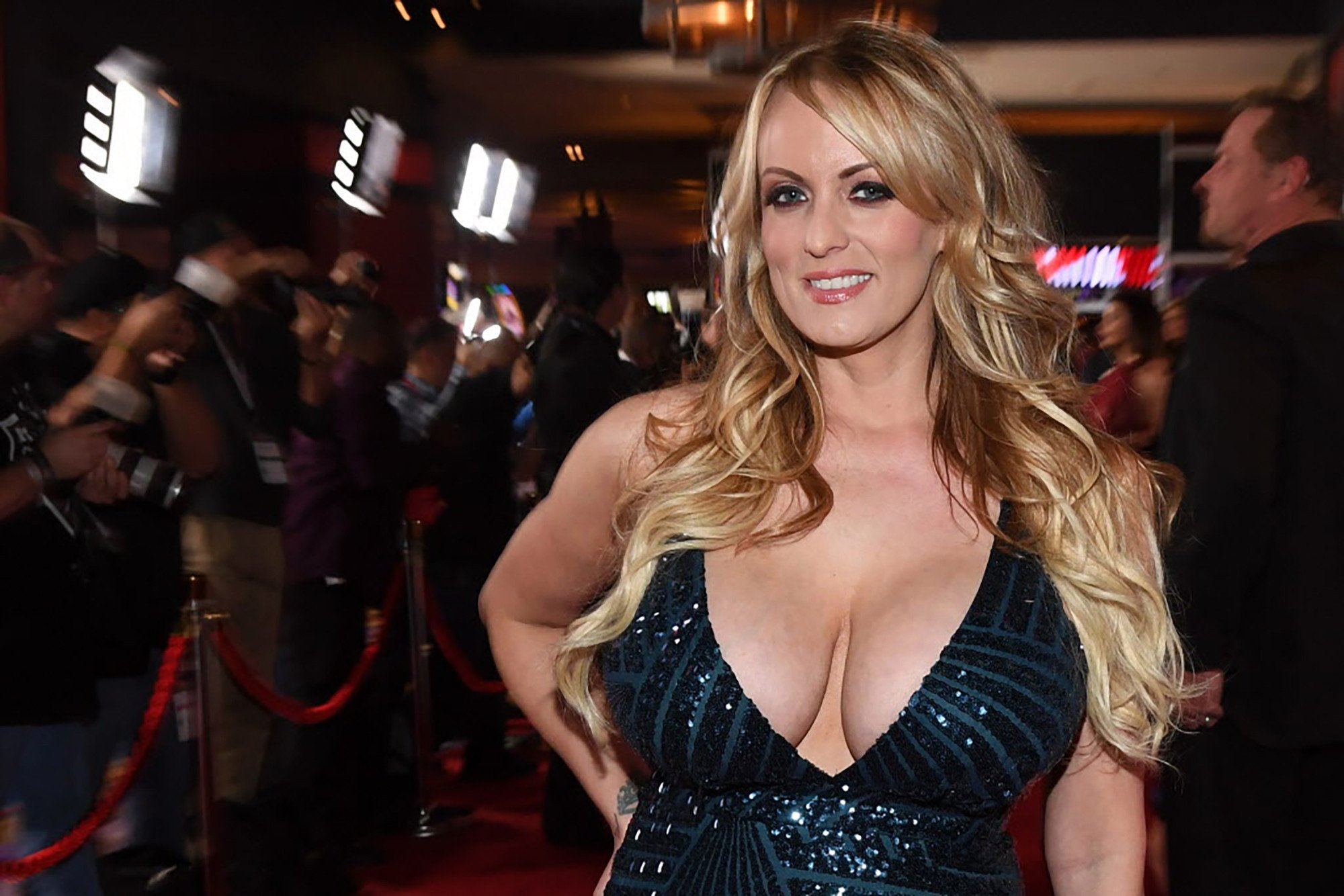 Porn star claims she's free to talk after Trump lawyer violated non-disclosure deal
