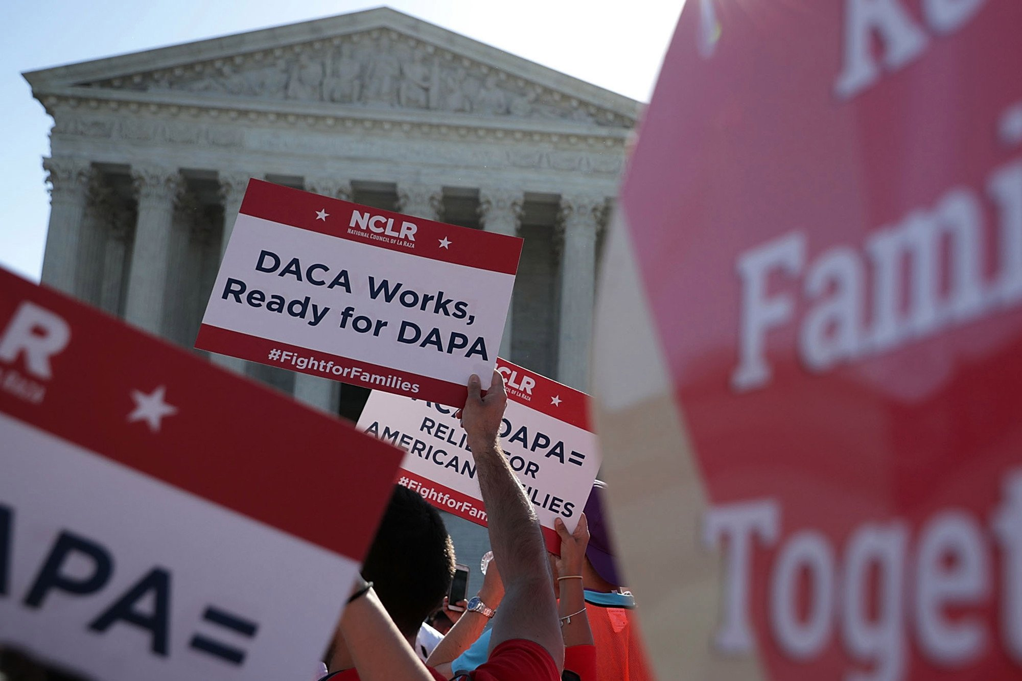 """Supreme Court declines to take up """"Dreamers' controversy"""
