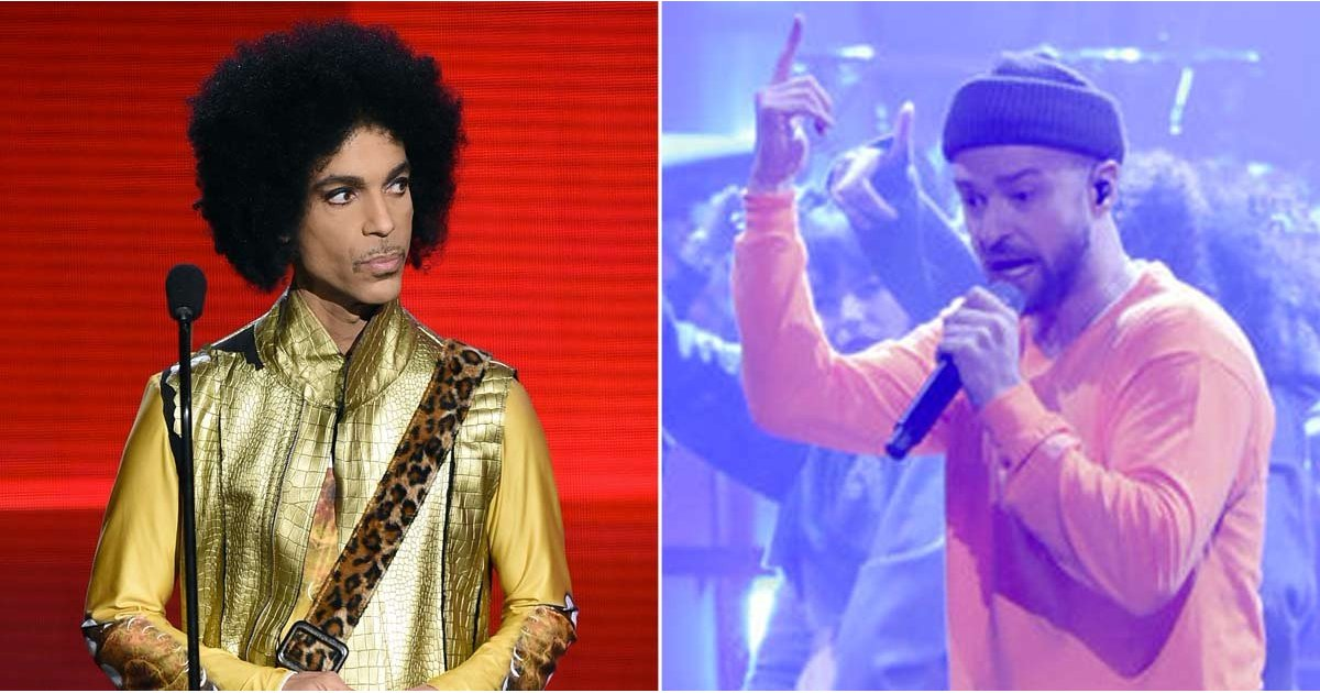 """Justin Timberlake Calls Controversial Halftime Tribute to Prince the """"Ultimate Homage"""""""