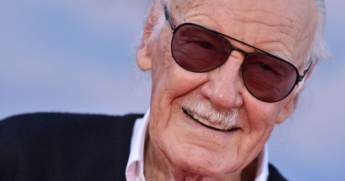 Comic book icon Stan Lee in 'stable condition' after being rushed to hospital