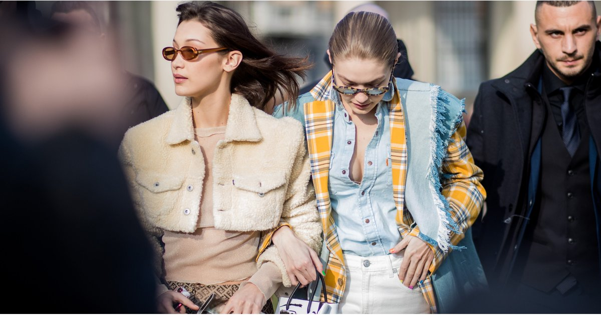Bella and Gigi Hadid Are Making Milan Fashion Week All About Their Sisterly Love
