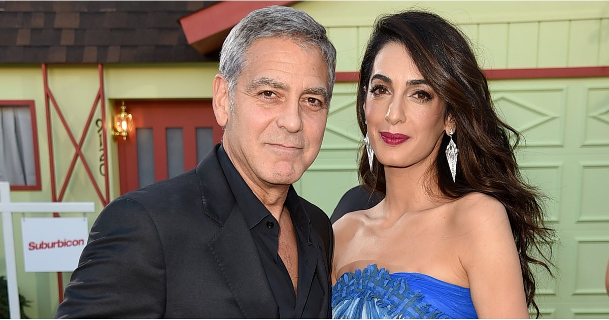 George Clooney Professes His Love For Wife Amal, and It Will Make