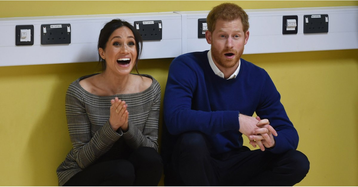 "Rumor Has It Prince Harry and Meghan Markle Have Booked the Most ""Perfect"" Wedding Singer"