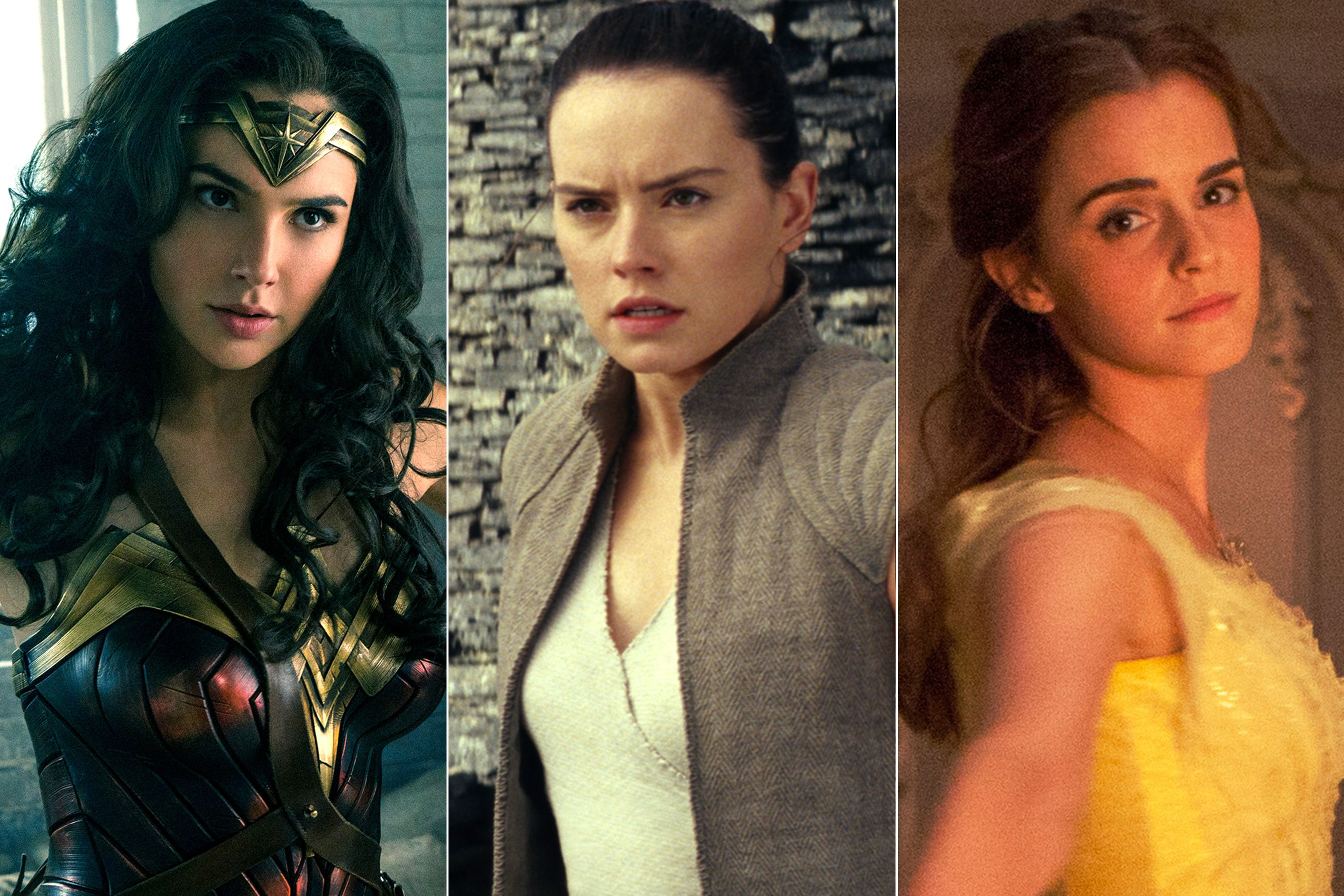2017s top films had fewer female protagonists than 2016, study finds