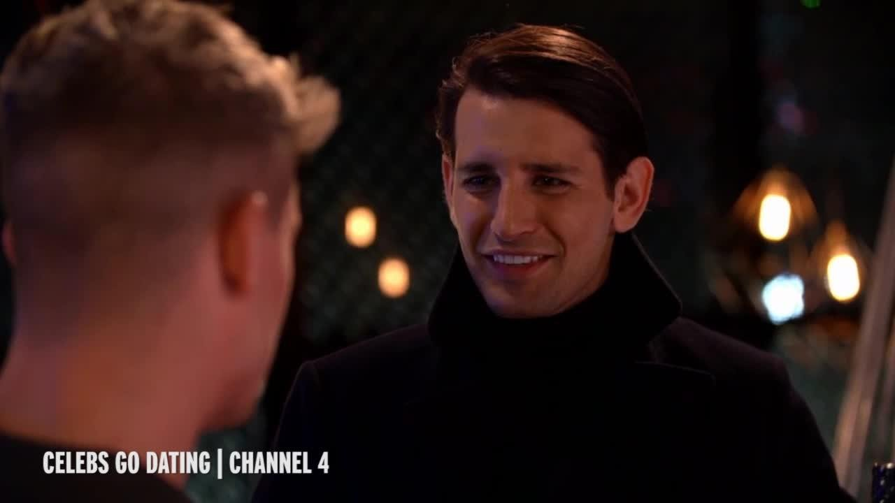 Here's what we know about Celebs Go Dating star Ollie Locke
