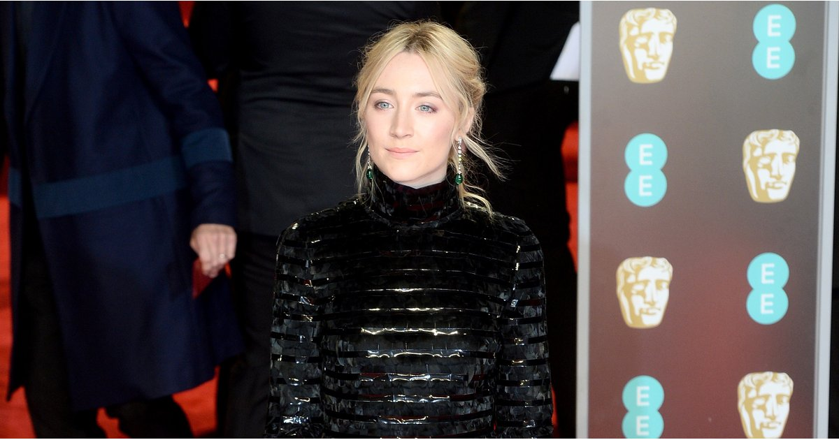 Saoirse Ronan Wore Your Mom's Favorite '90s Shoe to the BAFTAs After Party