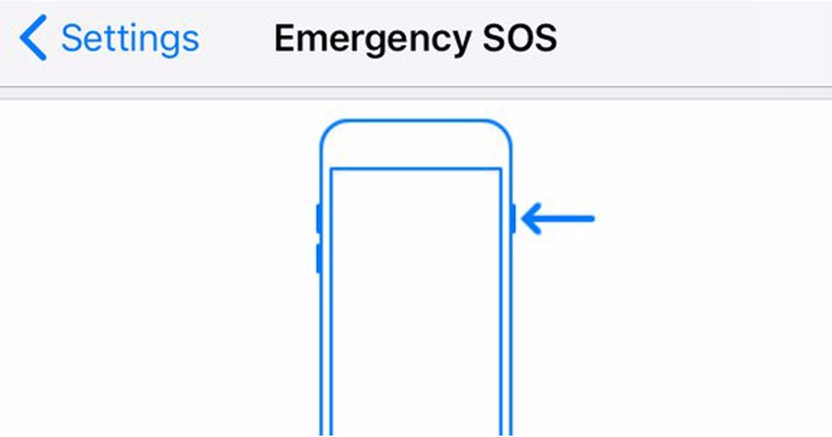 This 1 New Feature on iOS 11 Could Save Your Life