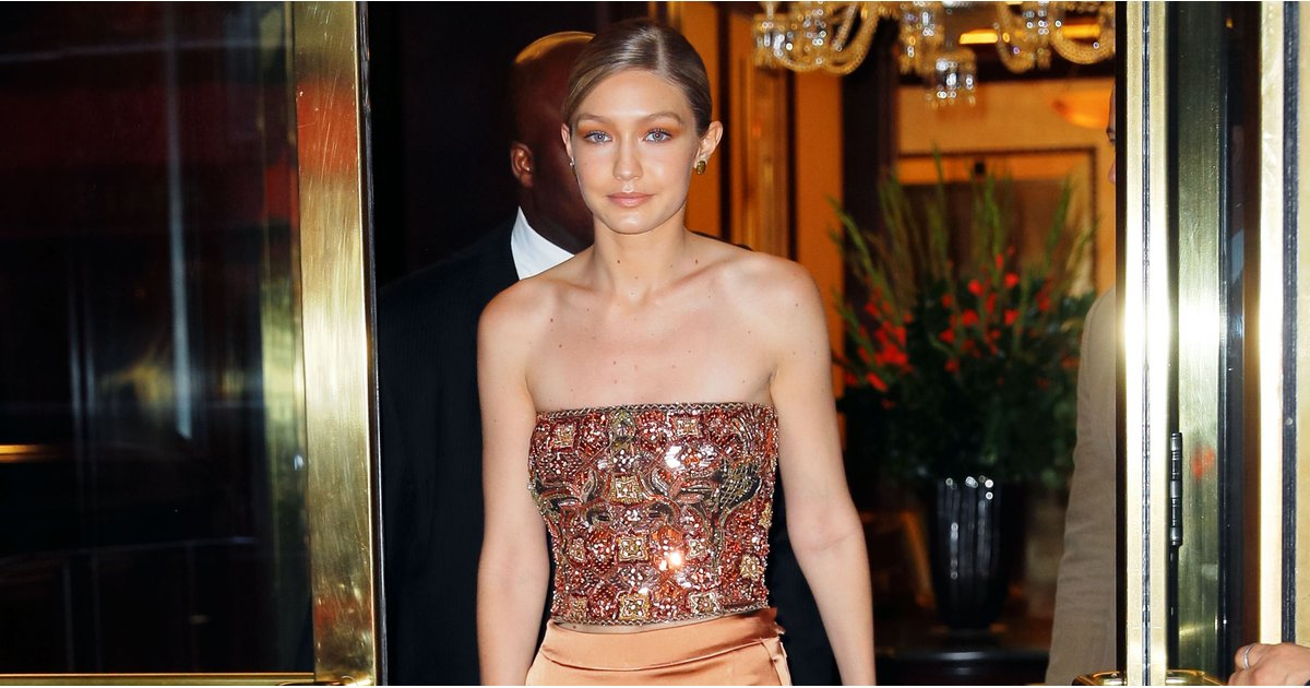 Gigi Hadid's Eye-Opening Tweets Will Make You Think Twice Before Commenting on a Model's Weight