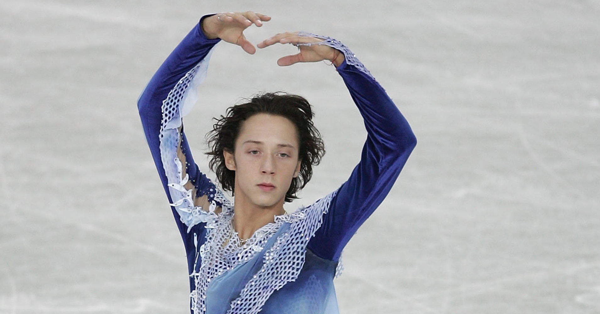 Johnny Weir's Skating Costumes Have Always Been About The Drama