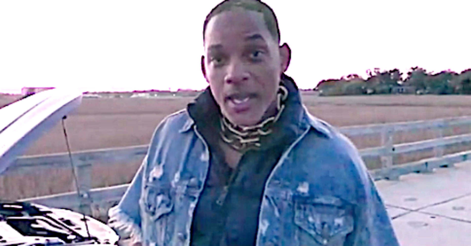 Will Smith Expertly Trolls Son Jaden, Recreates His 'Icon' Music Video