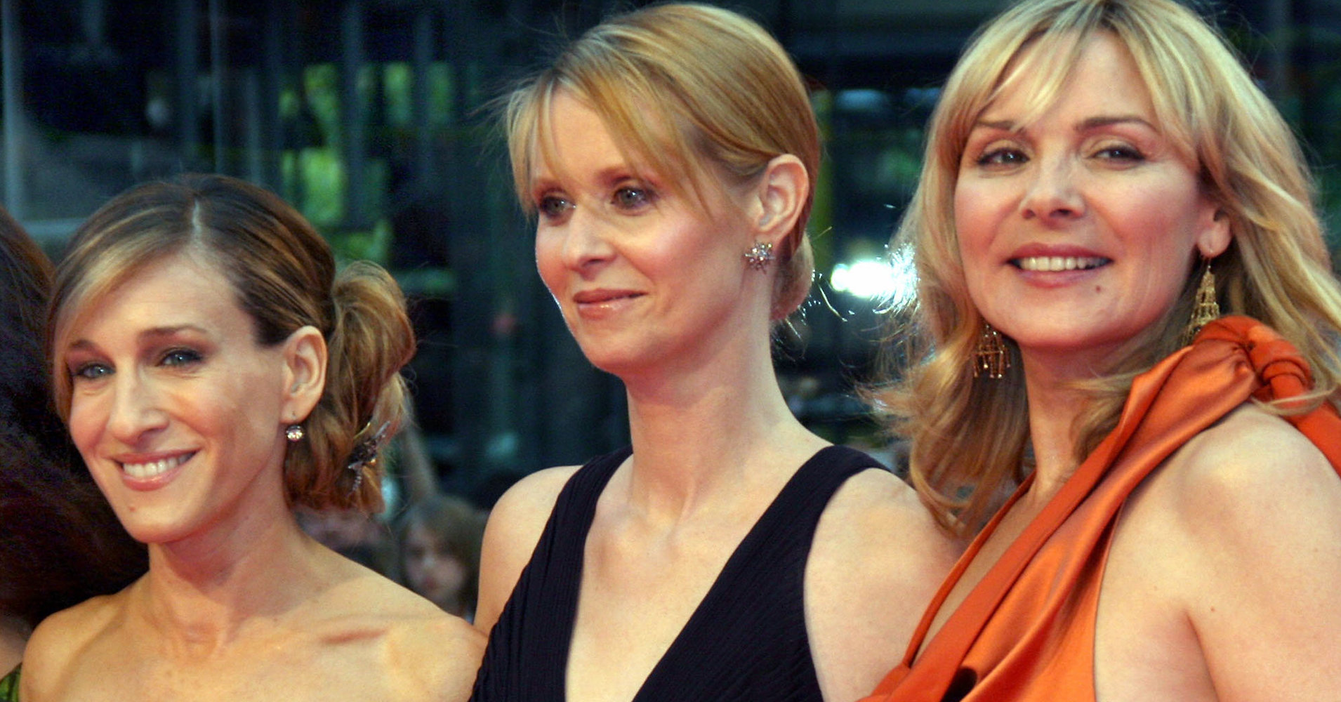 Kim Cattrall Shows Cynthia Nixon Some Love After Slamming Sarah Jessica Parker