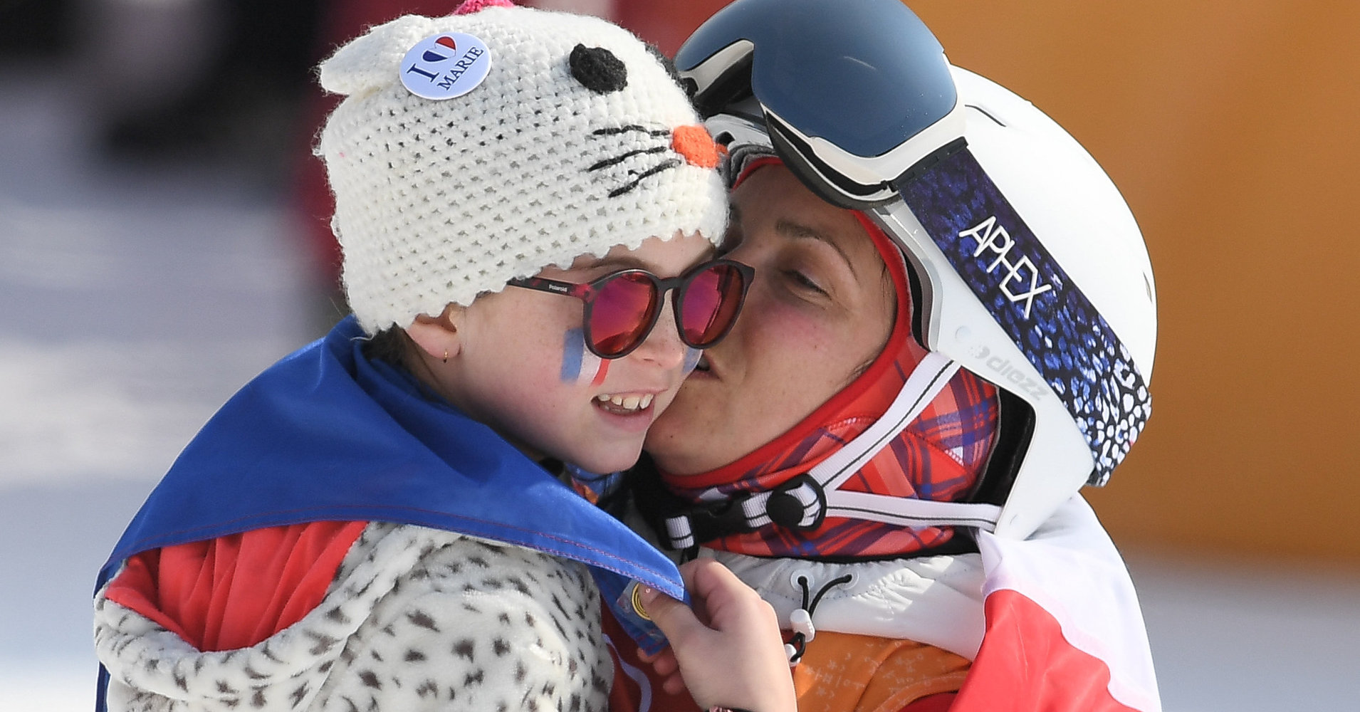 12 Sweet Parenting Moments From The Olympics