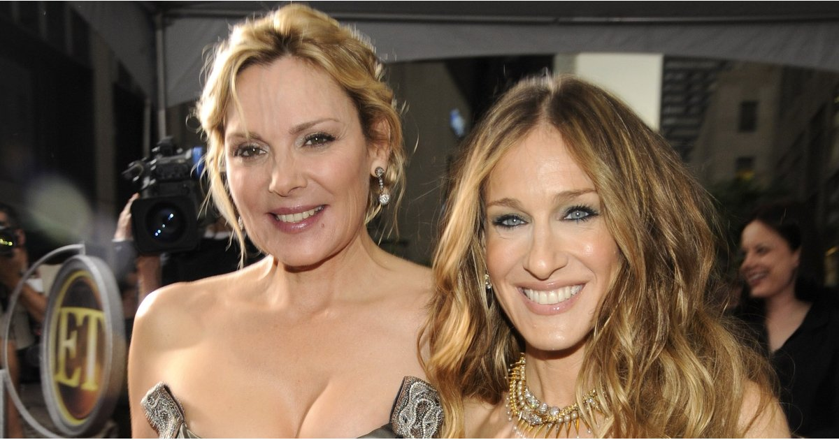 Kim Cattrall Has Some Words For Sarah Jessica Parker, and None of Them Are Nice