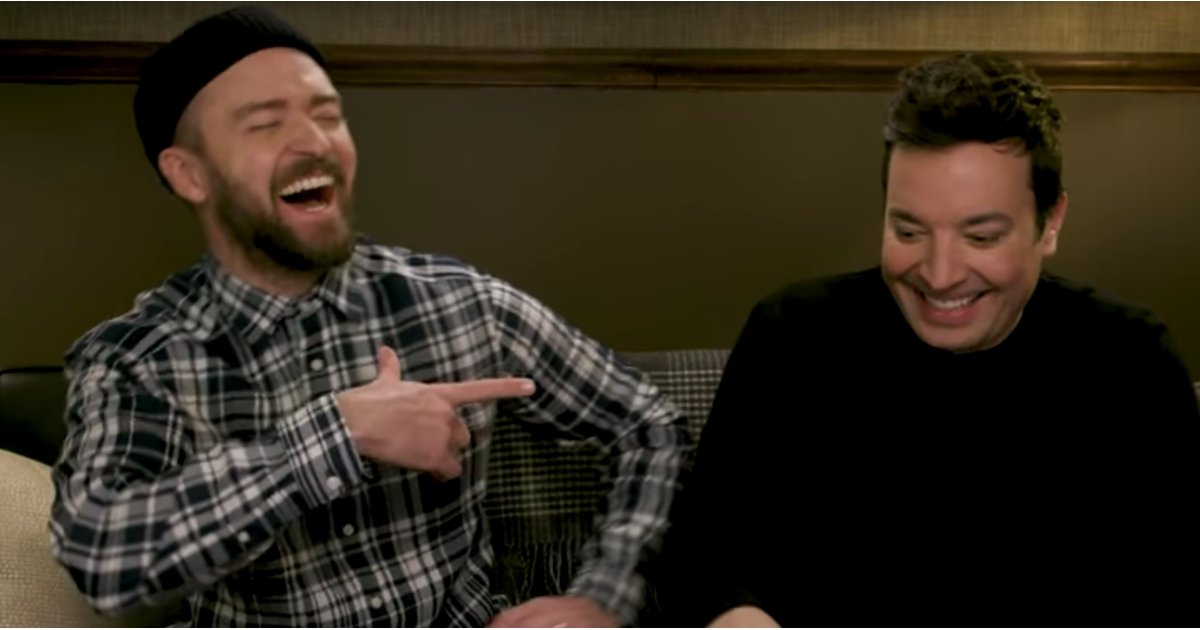 Justin Timberlake and Jimmy Fallon Can't Keep It Together in This Hilarious Blooper Reel