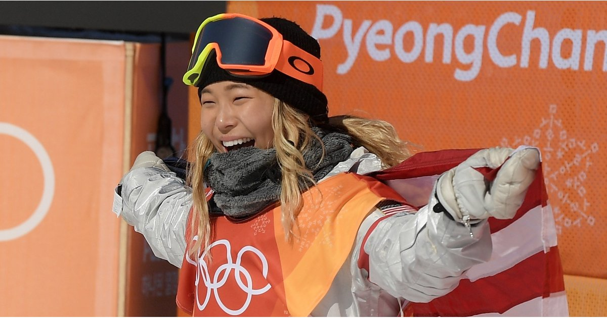 Chloe Kim Won a Gold Medal at the OlympicsWhile Tweeting About Breakfast Sandwiches