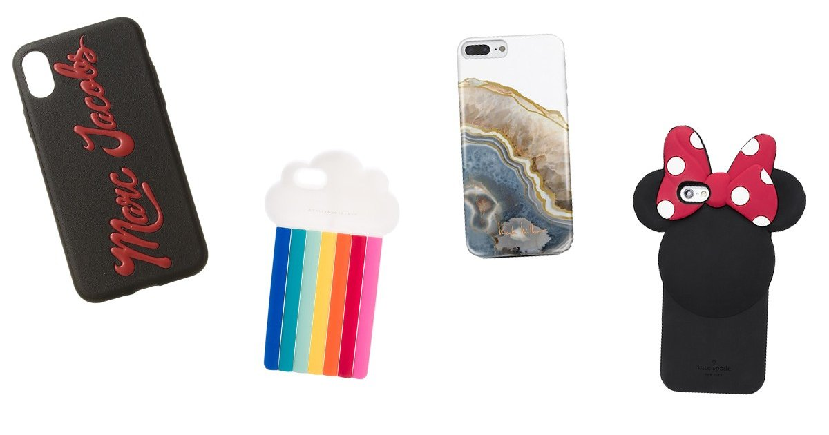These 15 Phone Cases Will Up Your Tech Style