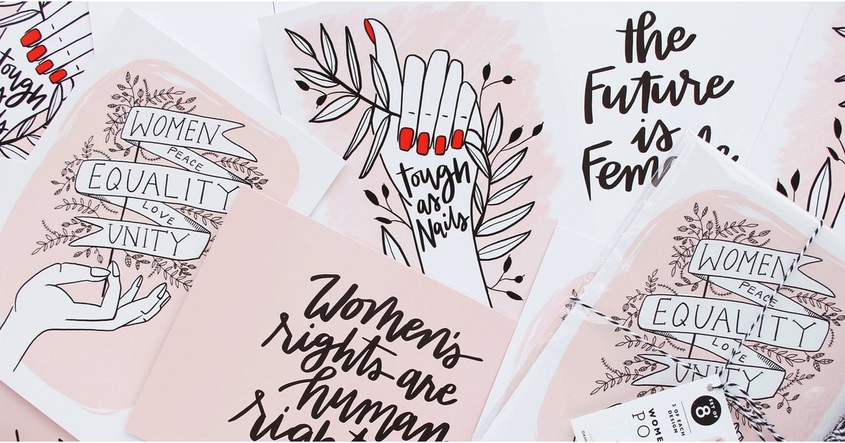 18 Fun and Empowering Cards to Give to Your Girlfriends Just Because