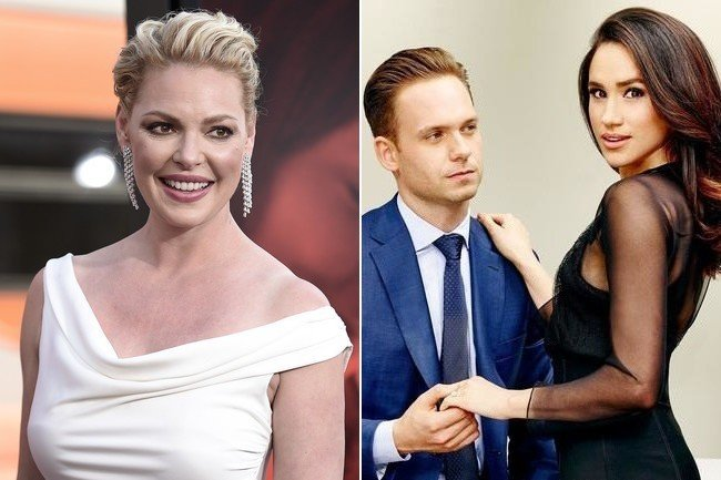 Katherine Heigl Joins 'Suits' as a Series Regular After Meghan Markle's Departure