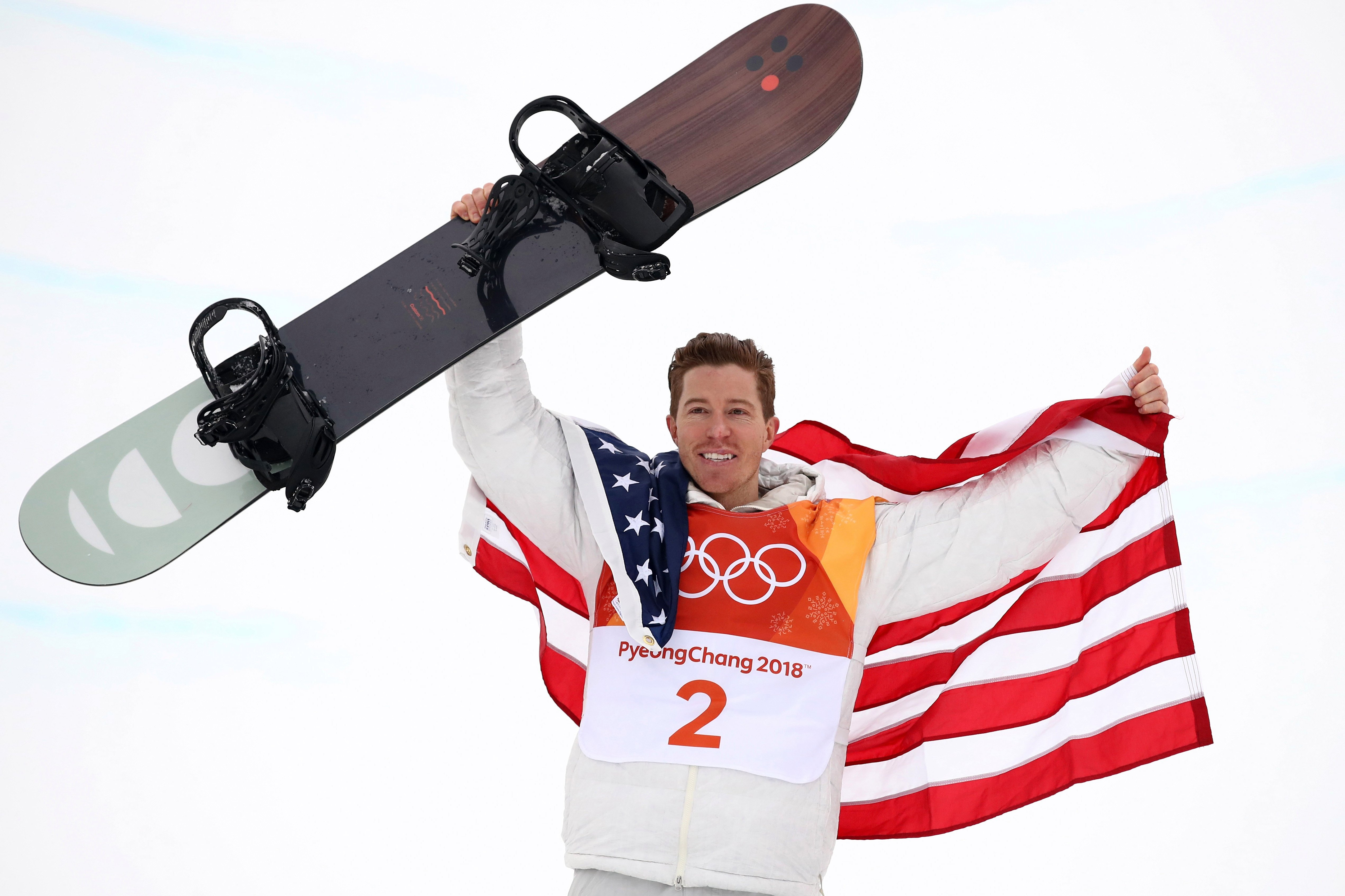 #MeToo movement not impressed with Shaun White's history-making gold