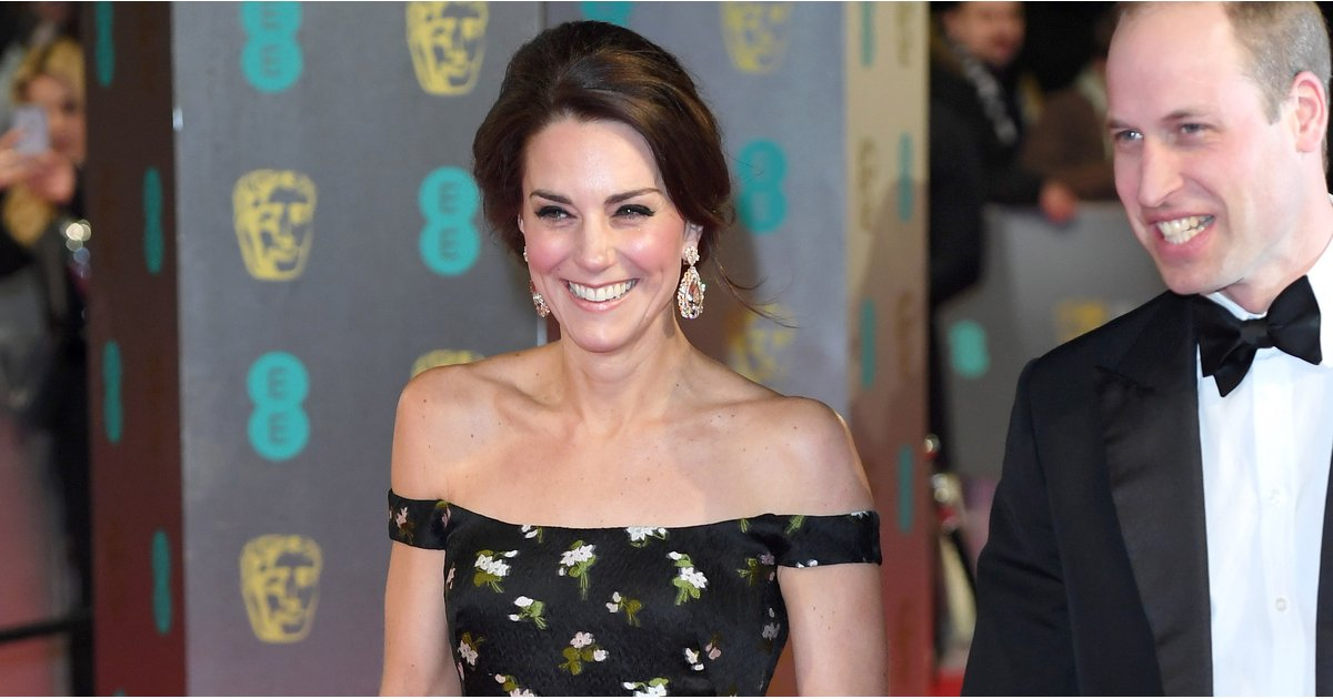 There's a Good Reason Kate Middleton Might Not Wear Black to the BAFTA Awards
