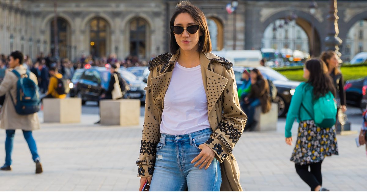 The 1 Outfit That Pops Up Every Fashion Week Without Fail