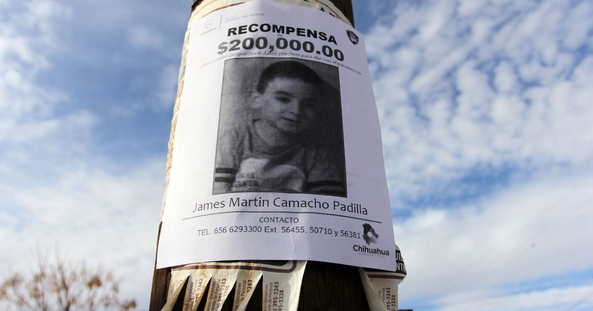Child's body found in hunt for autistic boy, 7, missing in Mexico for a month