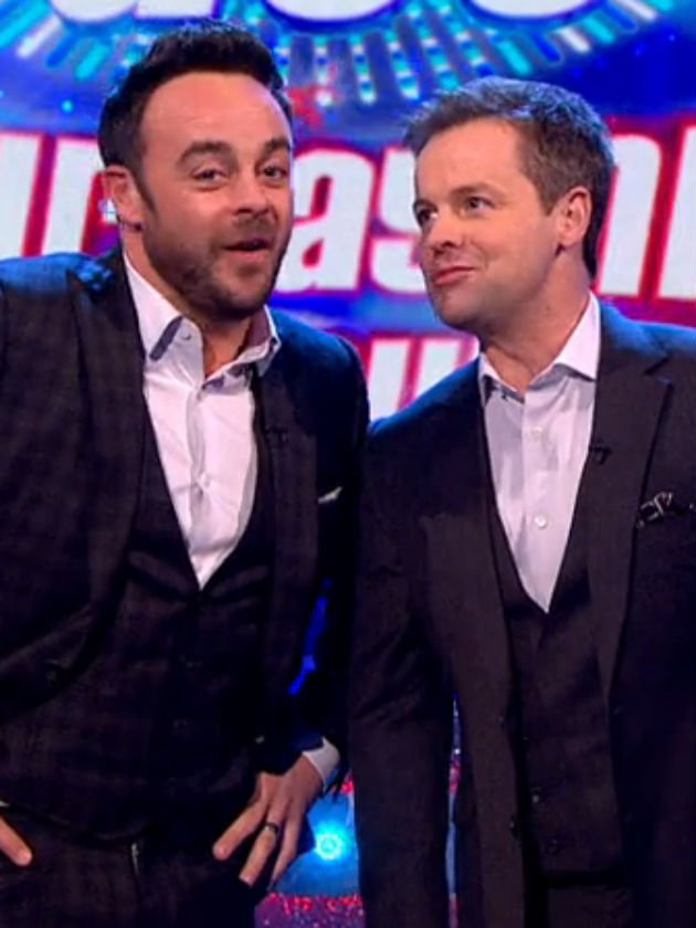 Ant and Dec's Saturday Night Takeaway faces VERY unpopular change