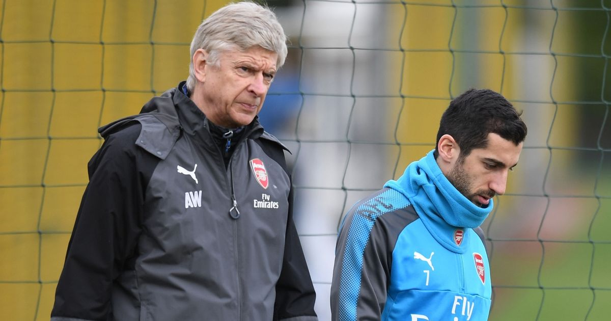 Arsenal fans will love why Mkhitaryan has been staying behind after training