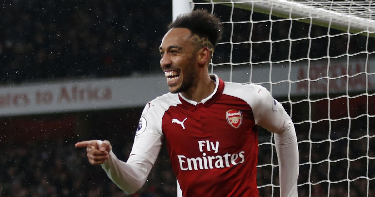 Aaron Ramsey reveals what Arsenal can expect from Pierre-Emerick Aubameyang