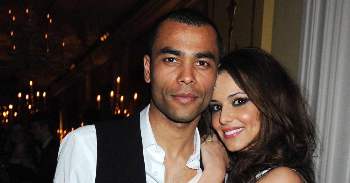Footie star's whirlwind romance with Cheryl before she dated Ashley Cole