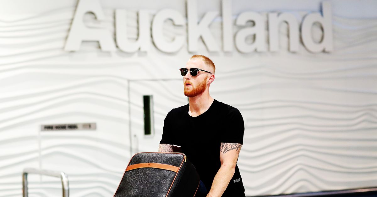 Ben Stokes arrives in New Zealand to resume England career after not guilty plea