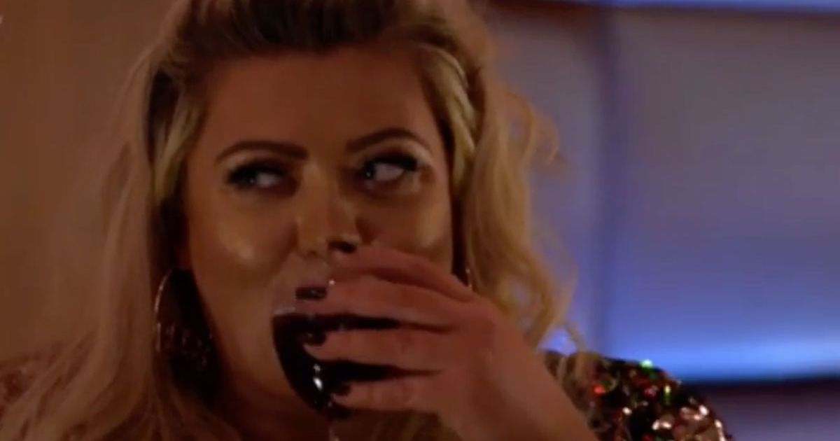 Gemma Collins leaves Celebs Go Dating fans in hysterics after disastrous mixer