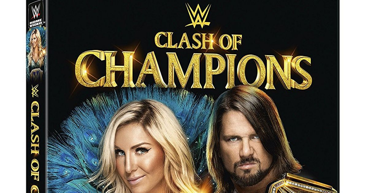 Win WWE Clash of Champions 2017 on DVD