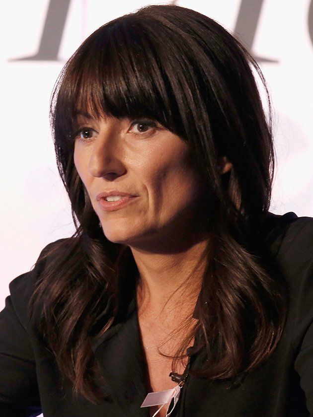 OUCH! Davina McCall battles Raynaud's disease as UK faces cold snap