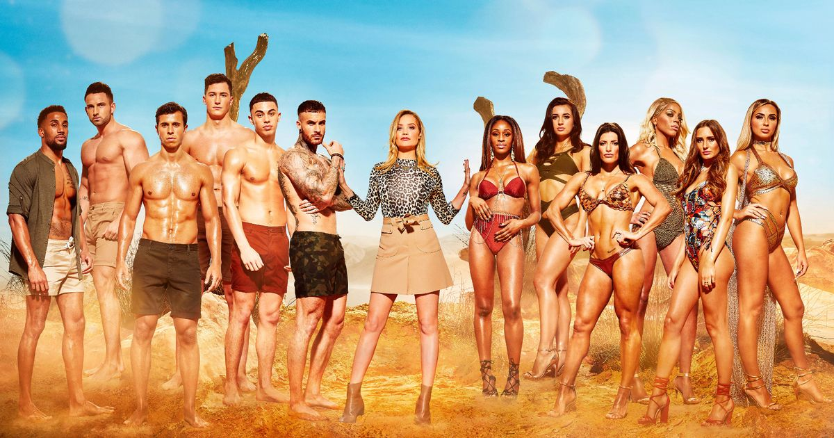 Meet the full cast of ITV2's Survival Of The Fittest