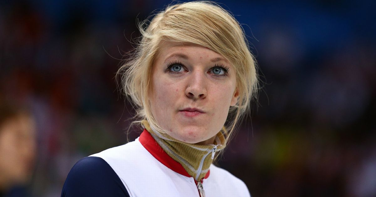 Meet Elise Christie – speed skater aiming to bury Sochi nightmare in PyeonChang