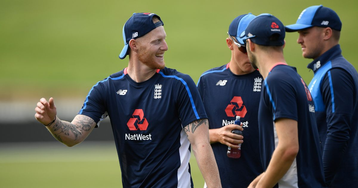 Ben Stokes trains with England teammates ahead of international return