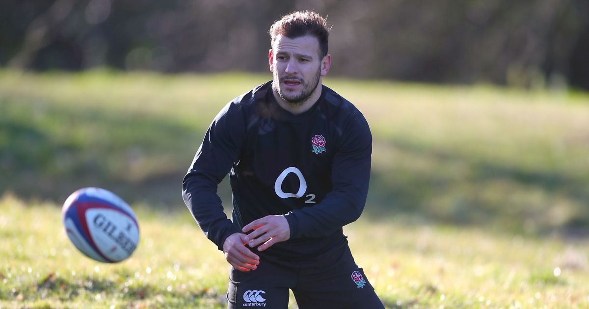 England team announced ahead of Six Nations clash against Wales
