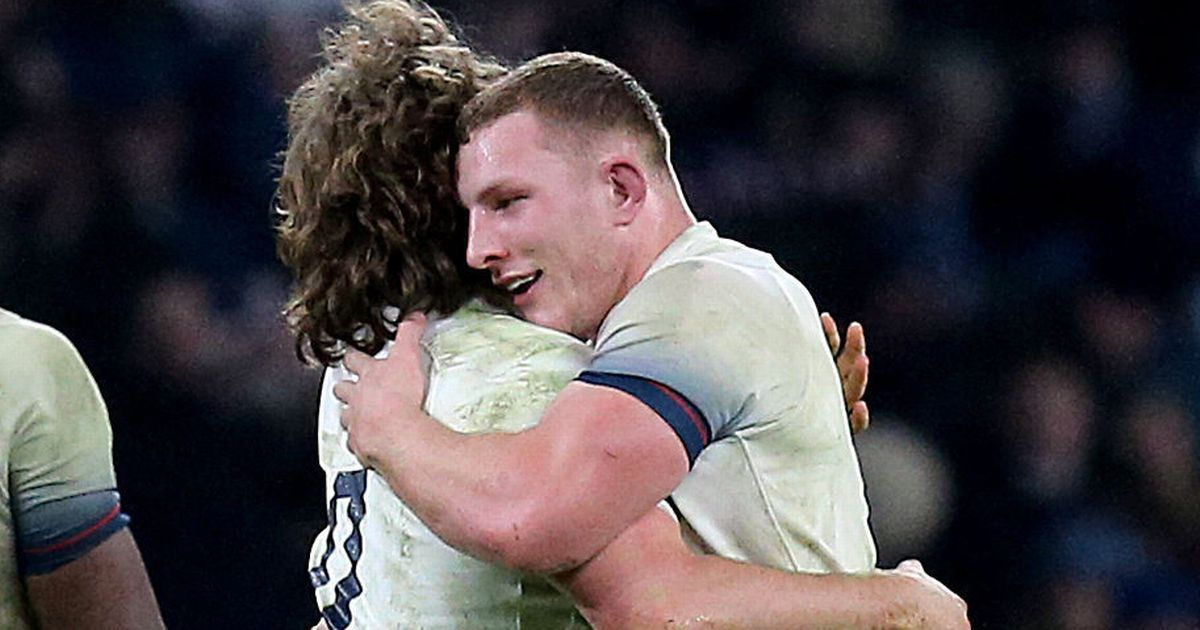 England star explains how he made tackle vs Wales being called one of best ever