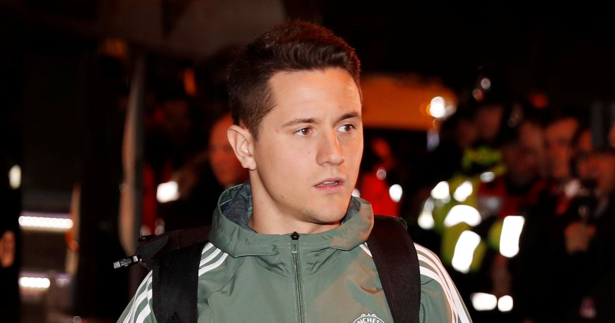 Manchester United star Ander Herrera breaks silence on match fixing claims